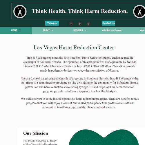 Syringe Exchange - Harm Reduction Center Las Vegas